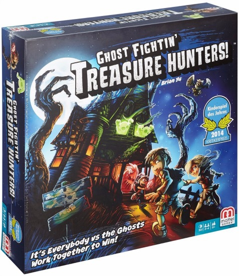 Treasure hunter - Trésor caché