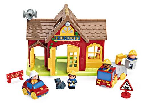 Happyland - La caserne de pompiers