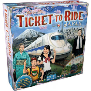 Les aventuriers du rail - Japon & Italie (extension)