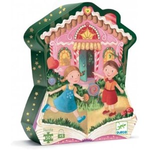 """Puzzle """"Hansel & Gretel"""""""