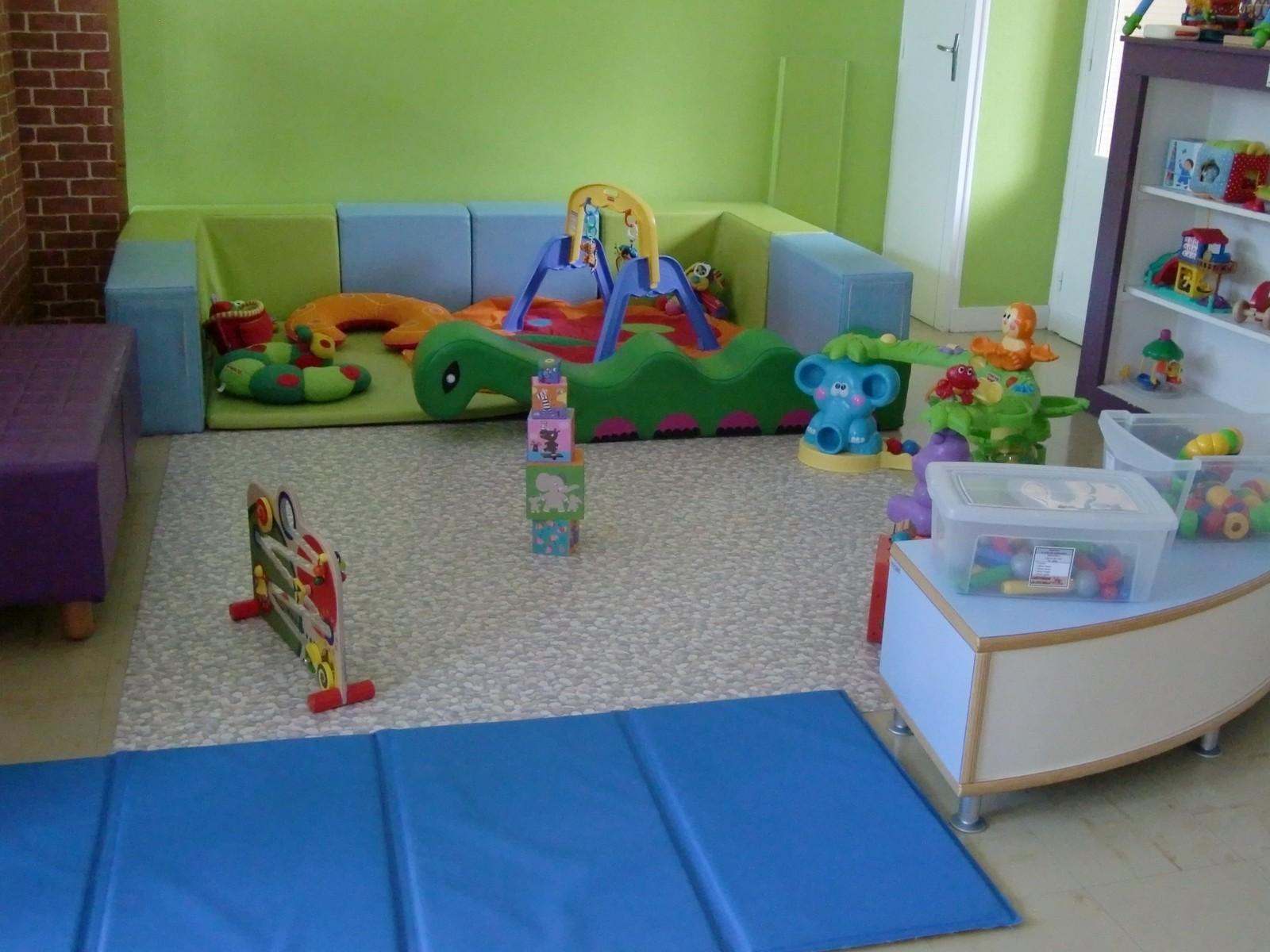 l'espace petite enfance