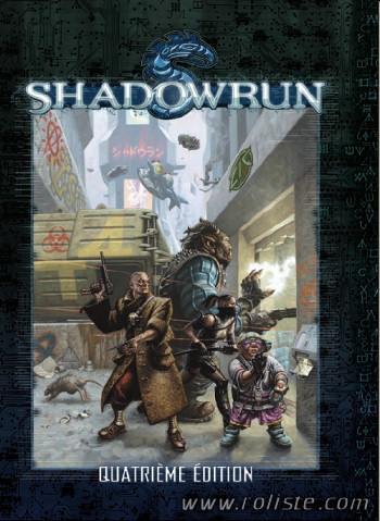 Shadowrun (4ème Ed.)
