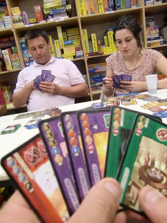 trop de bonnes cartes ... un choix difficile
