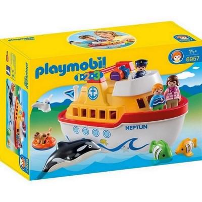 Playmobil 123 - Navire transportable