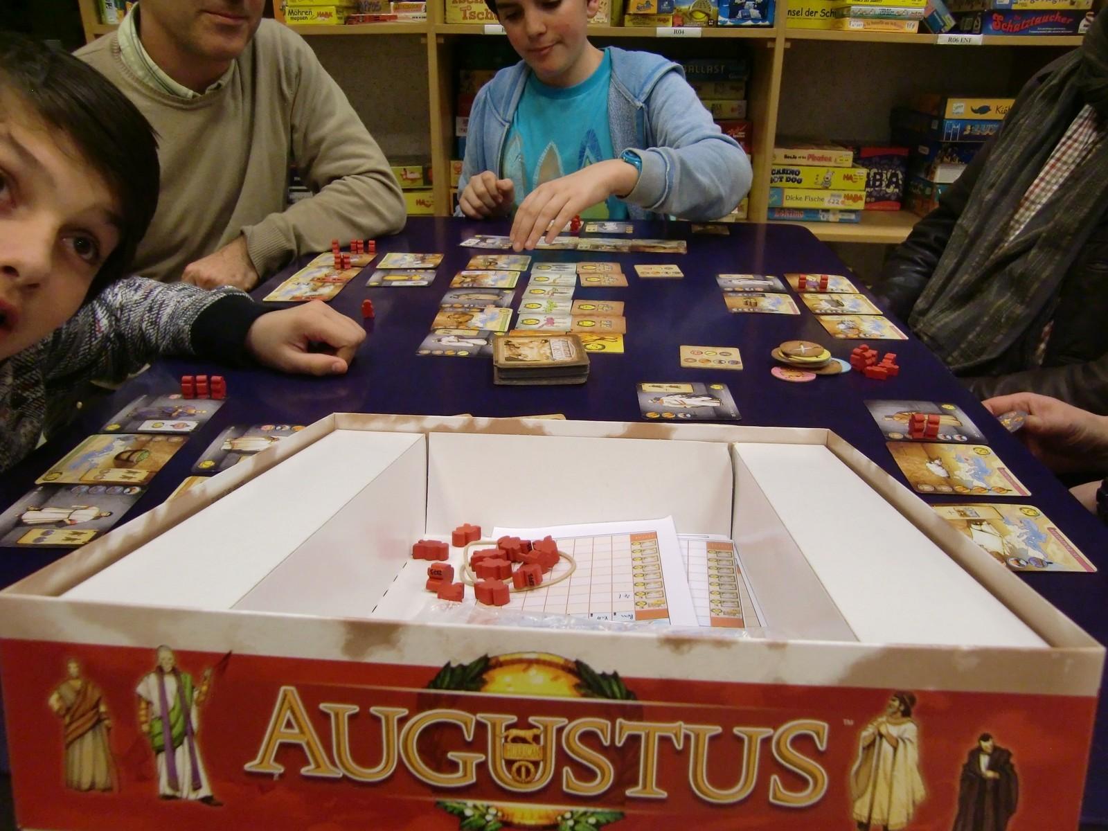 Augustus : le retour des classiques