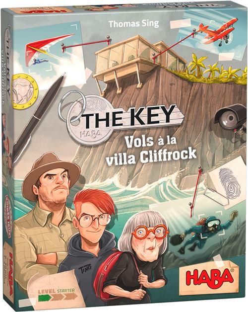 The Key : Vols à la villa Cliff Rock
