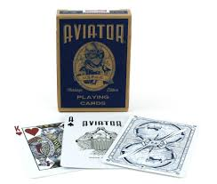 Cartes Bicycle - Aviator heritage