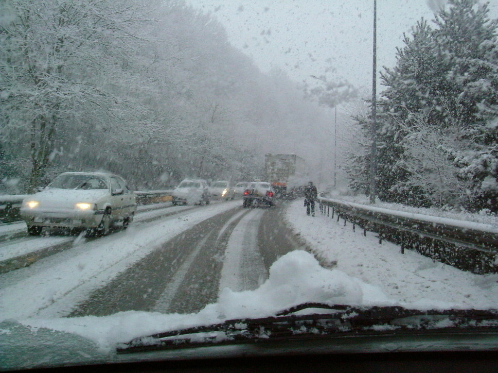 Mayenne toujours sous la neige (2007)