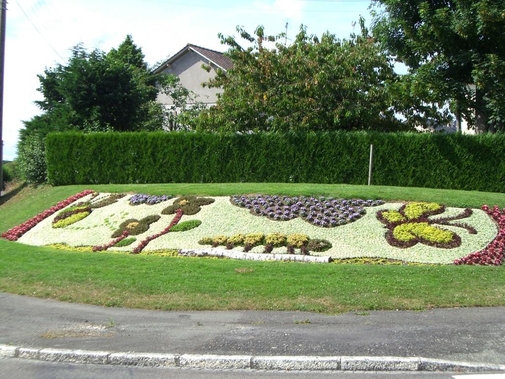 Mayenne en fleur