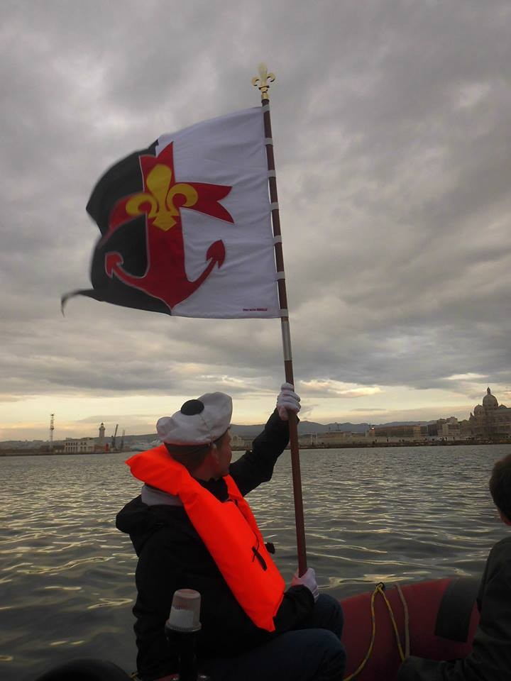 le mythe du scoutisme marin