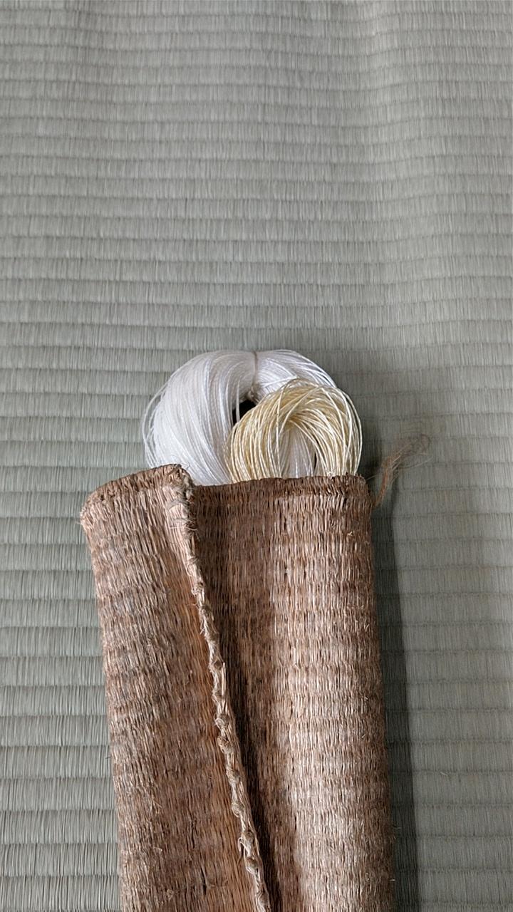 畳替え用の手縫い糸です。
