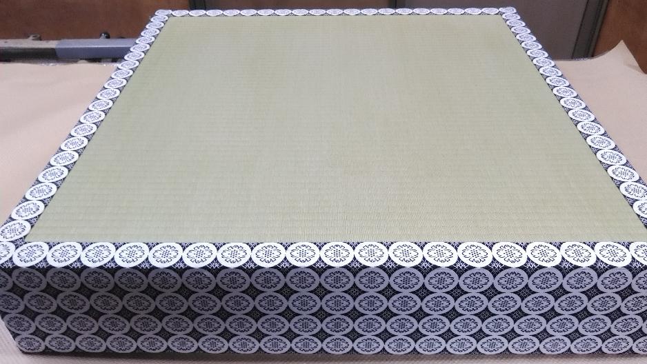 厚畳を製作しました。