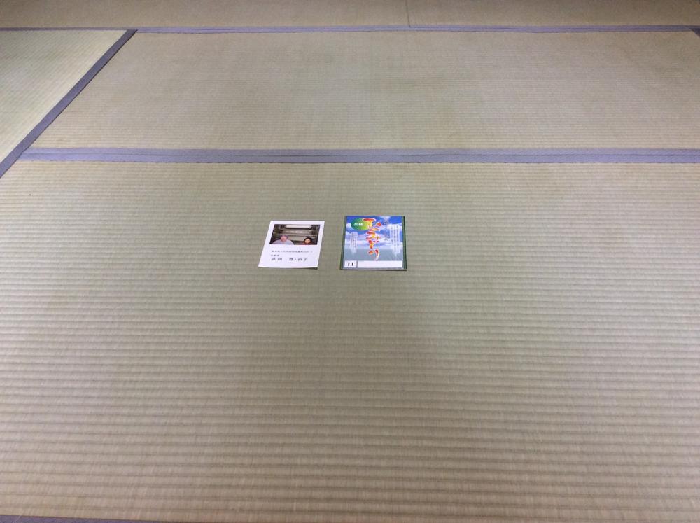 熊本産表、本床(藁床)使用して新畳を納品しました。