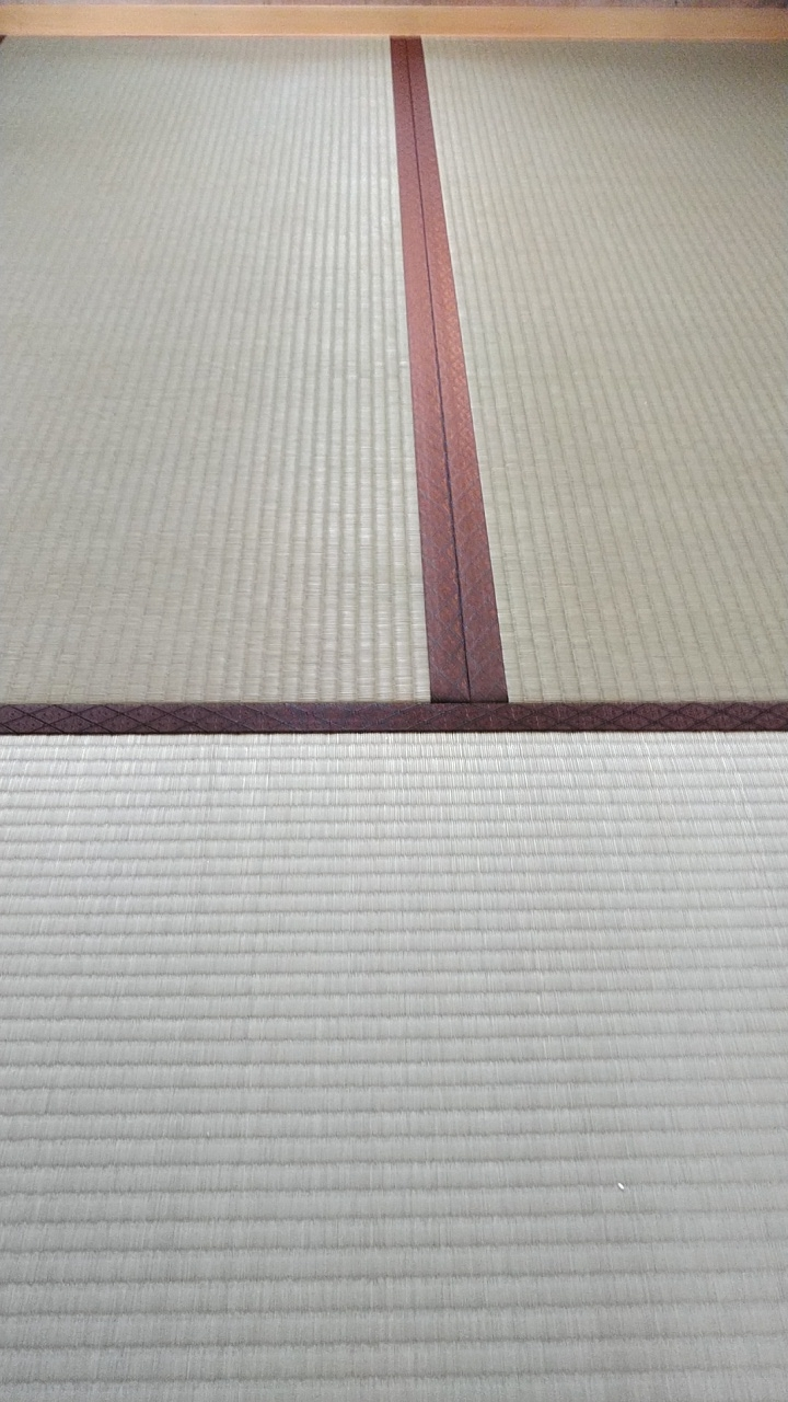 小田原市営住宅に新畳を納品しました。