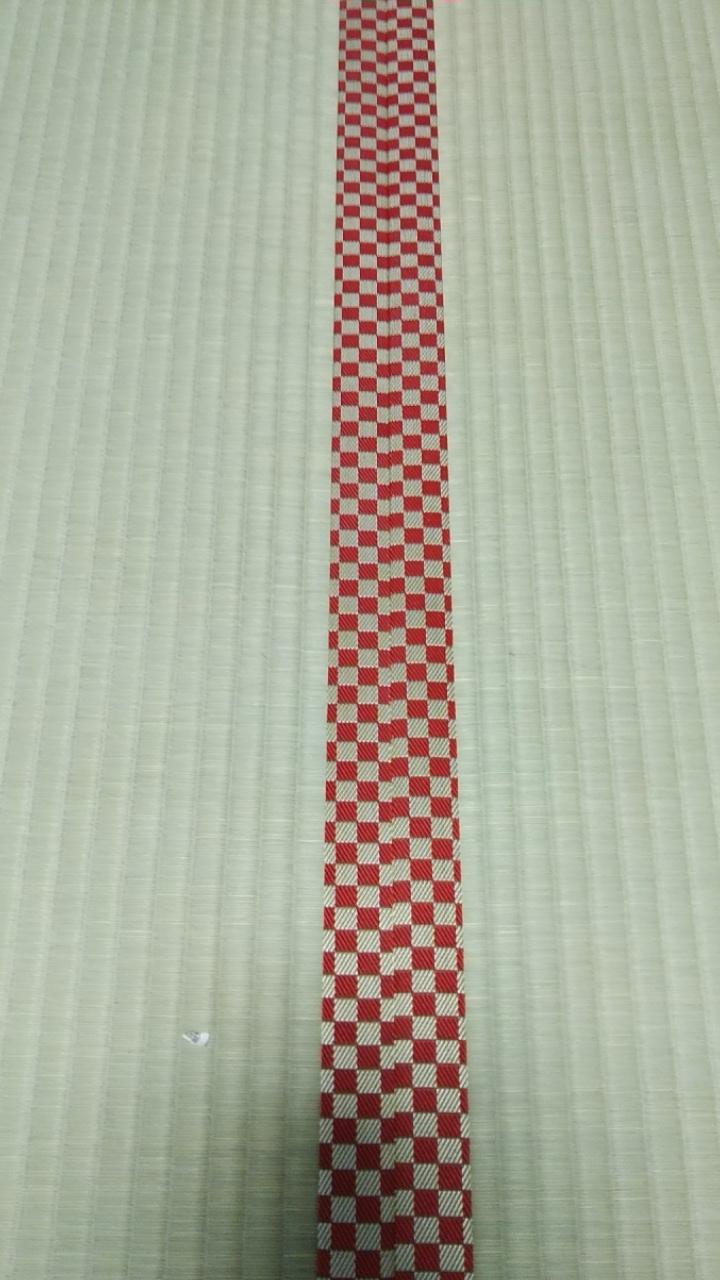 畳縁は、ルーミー No46を使用しました。