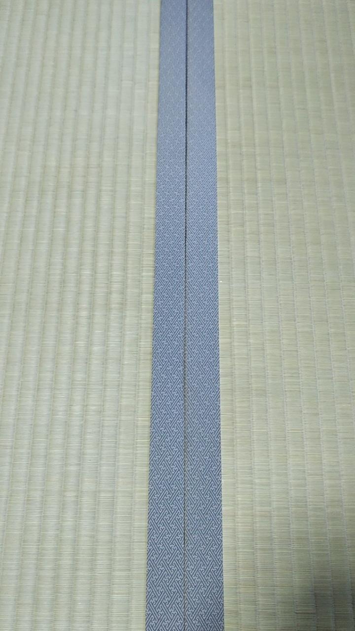 畳縁は、暮四季 No330を使用しました。
