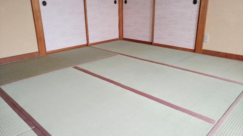 二宮町のお客様に熊本産表を使用して納品しました。