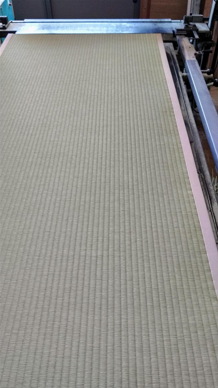 熊本産表で畳替えしました。