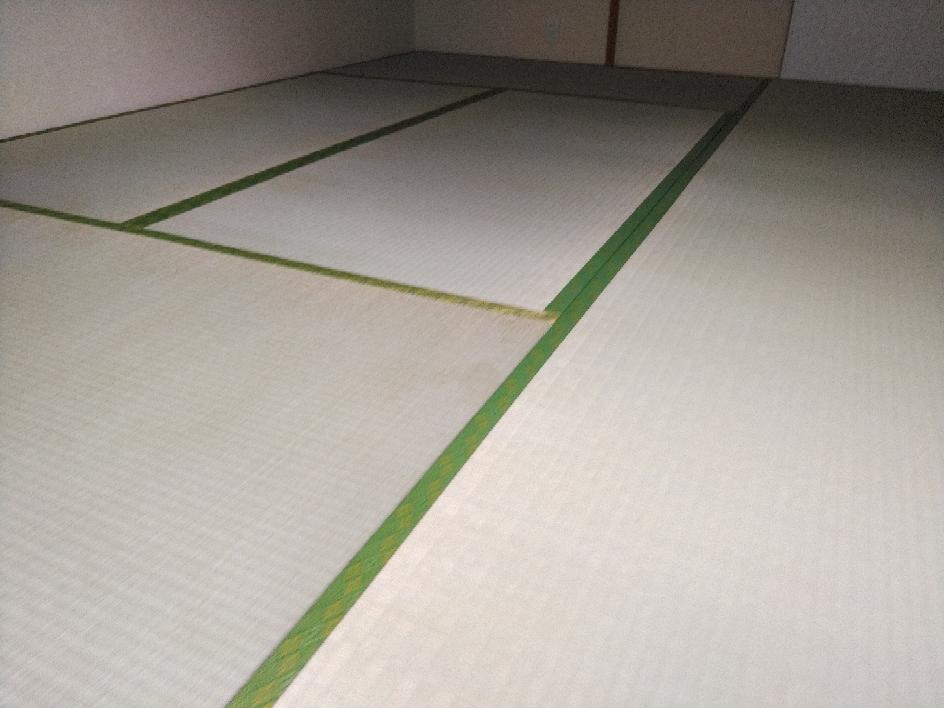 小田原市内の賃貸物件に、新畳を納品しました。