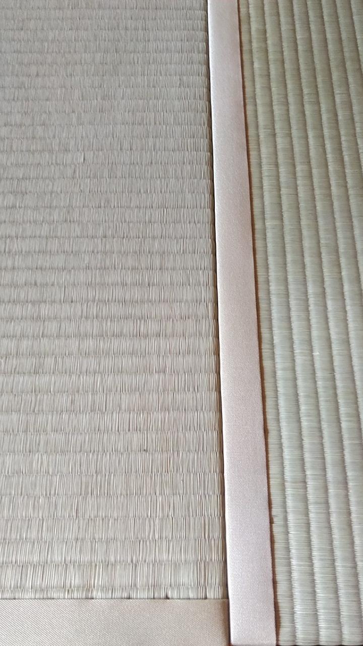 畳縁ほ、ウェイブ No6 を使用しました。