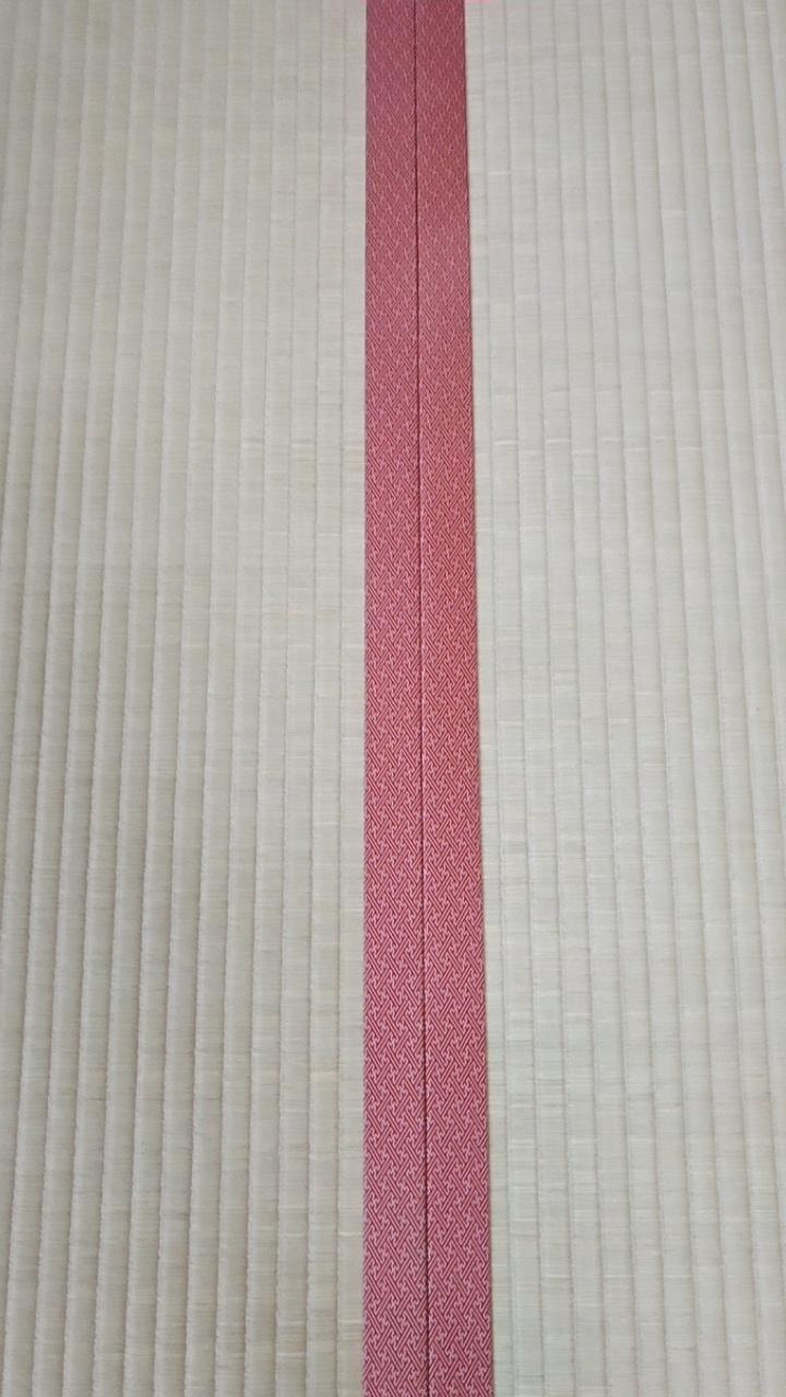 畳縁は、暮四季 No300を使用しました。