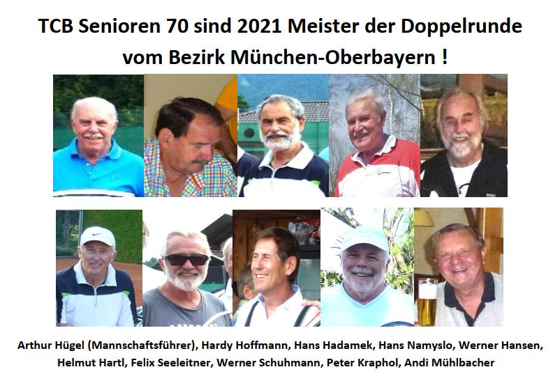 Herren 70 unbesiegt: Meister der Doppelrunde!