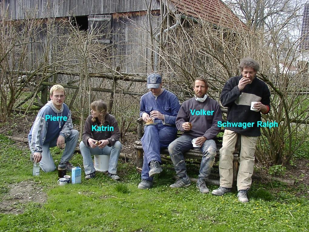 das erste Team