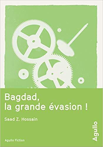 Couverture Bagdad la grande évasion