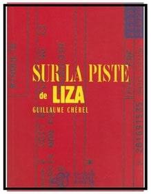 couverture Sur la piste de Liza