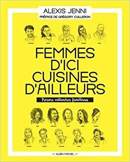 Couverture Femmes d'ici cuisines d'ailleurs