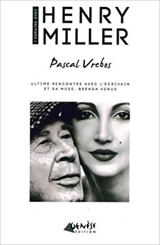 Couverture Henry Miller