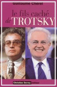 couverture Le fils caché de Trotsky
