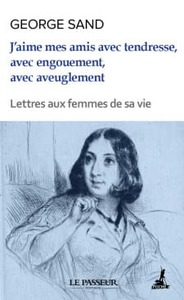 Couverture Lettres aux femmes de sa vie correspondance de George Sand