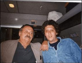 1999. Jim Harrisson / Guillaume Chérel