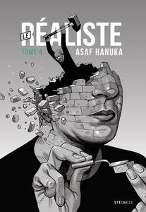 Couverture Réaliste Asaf Hanuka