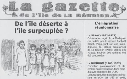 émigration Réunion