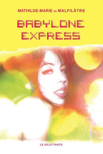 Couverture Babylone Express