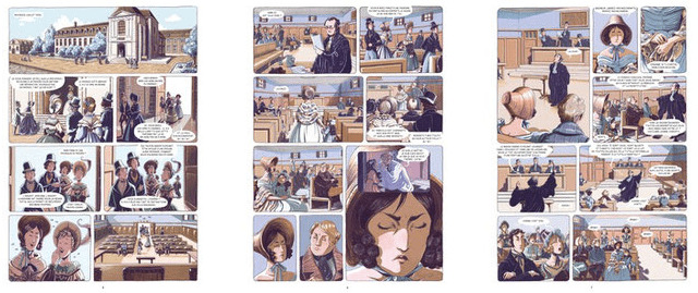 Planches bd
