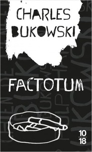Couverture Factotum