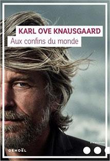 Couverture Aux confins du monde Chronique littérature Norvège autobiographie adolescence folie roman guillaume cherel