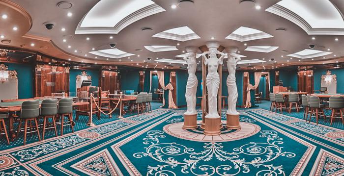 Hotel Russia in Tiraspol, Transnistria / Pridnestrovie