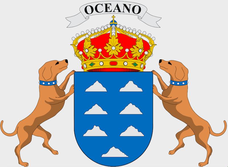 Герб и символ Канарских островов