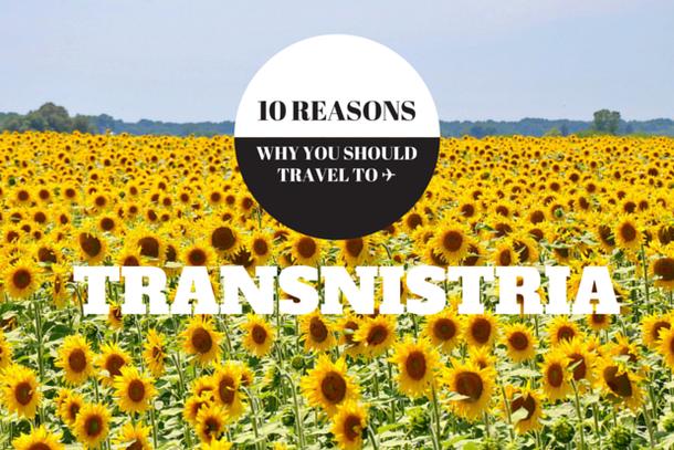Travel guide to Transnistria