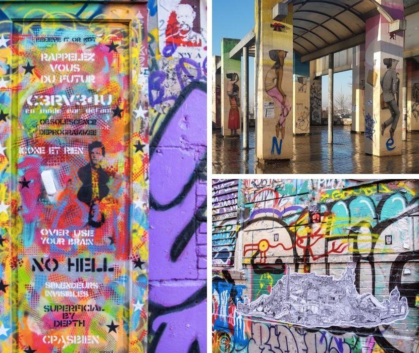 нетуристический Париж: район Бельвиль