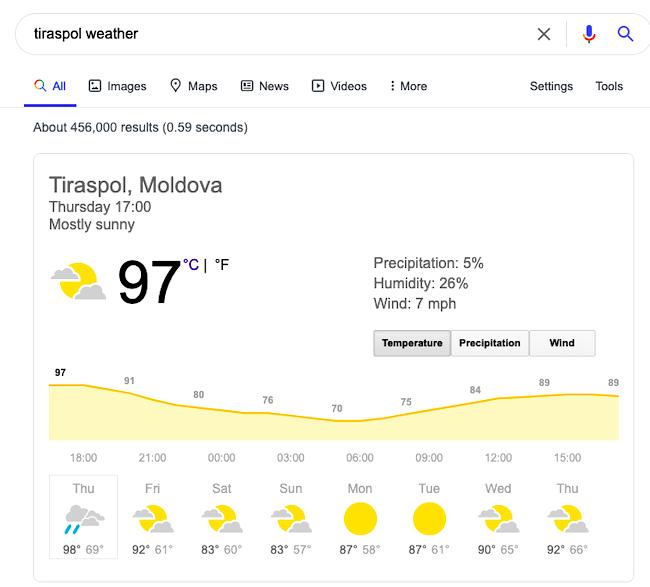traveling to Tiraspol, Transnistria in summer