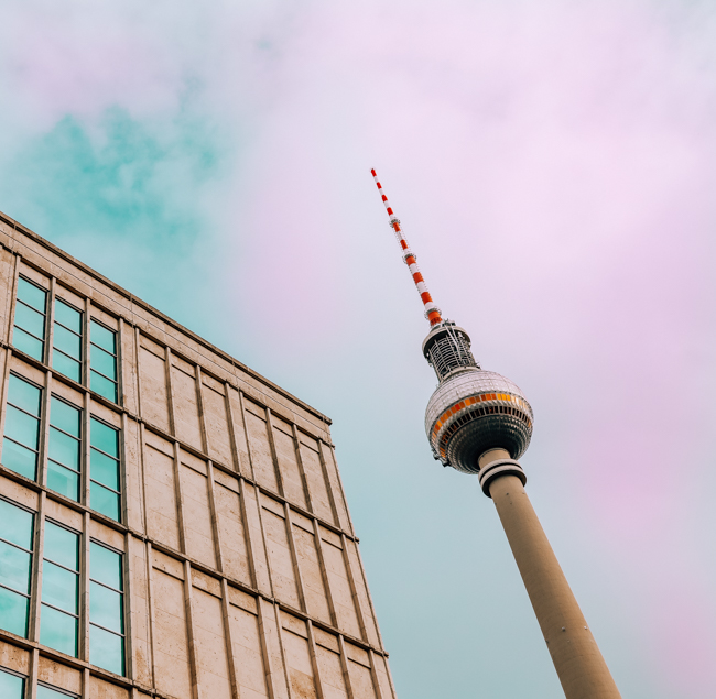 Berlin Mitte is the best district for tourists