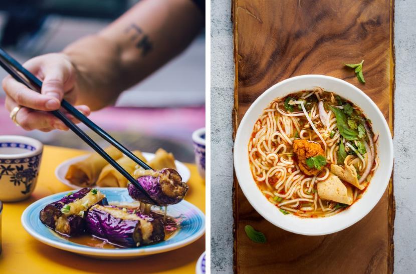 Food guide Hong Kong