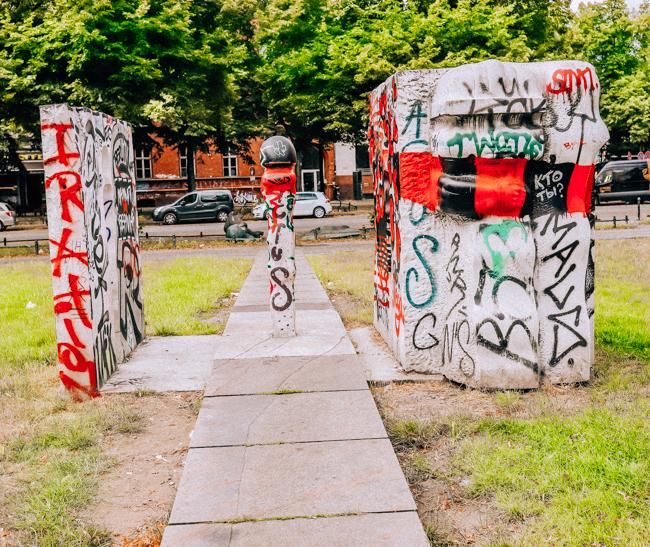 Berlin Wall in Kreuzberg