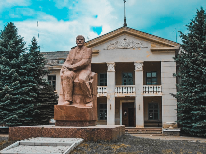 What to see and visit in Tiraspol, Transnistria / Pridnestrovie