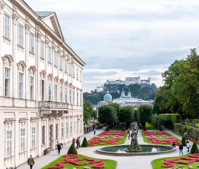 Austria bucket list: visit the ancient and beautiful city of Salzburg